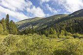 Landscape Of Area Of Tiha Rila (quiet Rila), Rila Mountain, Bulgaria poster