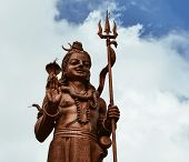 Mangal Mahadev, The Tallest Statue In Mauritius poster