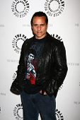 LOS ANGELES - APR 12:  Maurice Benard arrives at the General Hospital Celebrates 50 Years - Paley at