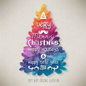 picture of christmas greetings  - Christmas Greeting Card - JPG