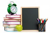 image of time study  - Back to school concept  - JPG