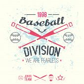 pic of superstars  - College baseball division emblem - JPG