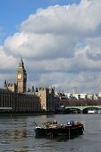 Big Ben and Thames river