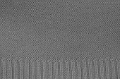 foto of knitting  - close up of a gray knitted background pattern - JPG