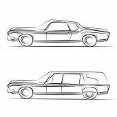 ������, ������: Retro cars