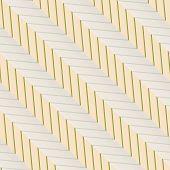 foto of zigzag  - Vintage colored simple seamless pattern - JPG
