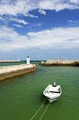 picture of lagos  - Harbor of Lagos - JPG
