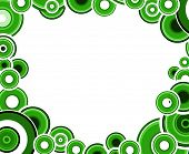 Green And Black Circles