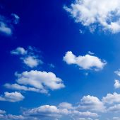 foto of clouds sky  - The clouds on the sky - JPG