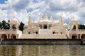 stock photo of baps  - Hindu temple - JPG