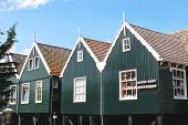 Gift Shop On The Island Of Marken. Netherlands