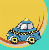 foto of beetle car  - illustration of Transport Cartoon - JPG