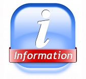 image of more info  - information sign button banner or label to search more details and find online info - JPG