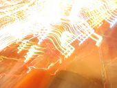 foto of funfair  - extreme blur of night - JPG