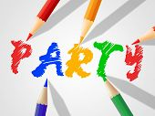 picture of youngster  - Kids Party Meaning Celebrations Youngsters And Child - JPG