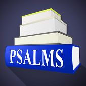 image of praises  - Psalms Books Showing Song Of Praise And Sacred - JPG