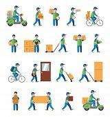 pic of postman  - logistics - JPG