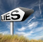 picture of cheating  - lies breaking promise break promises cheating and deception lying    - JPG