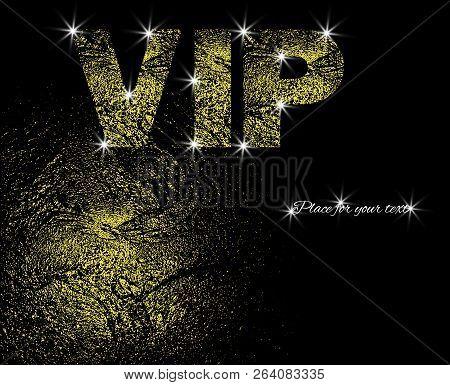 Premium Ticket Invitation Card With