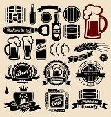 foto of brew  - Beer icons - JPG