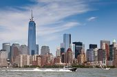 picture of freedom tower  - NEW YORK  - JPG