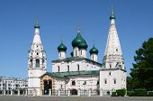 image of prophets  - The church of Iliay the Prophet - JPG