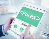 image of bartering  - Forex Exchange Trade Change Barter Concepts - JPG