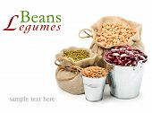 foto of kidney beans  - chick - JPG