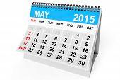 picture of bonding  - 2015 year calendar - JPG