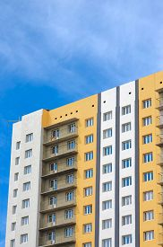 foto of tenement  - Unfinished building - JPG