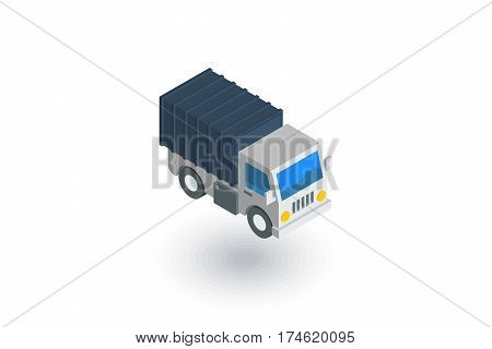 truck cab van