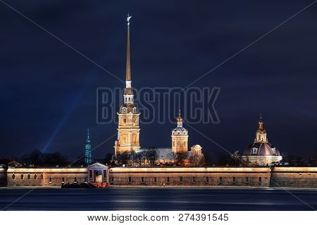 Beautiful Night View From The