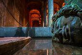 picture of cistern  - Famous Medusa - JPG