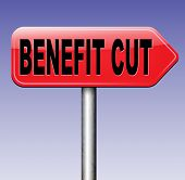 foto of social housing  - Benefit cuts tax cut on housing child and social works reduce spending  - JPG
