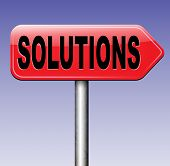 pic of quiz  - solutions solve problems and search and find a solution to pop quiz questions road sign arrow  - JPG