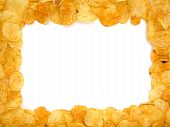Potato Chips Frame