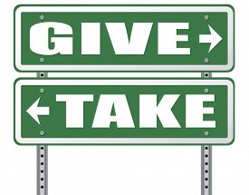 image of generous  - give take to charity and make a contribution or donation altruism and generous giving and donate cheap grudging volunteering - JPG