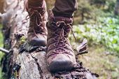 A Hiking Boots poster