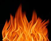 Постер, плакат: Огонь