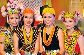 Dayak Beauties Of Borneo