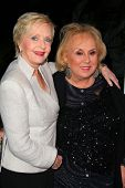 Florence Henderson, Doris Roberts at the Hallmark Channel and Hallmark Movie Channel Winter 2013 TCA