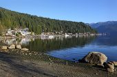 stock photo of inlet  - Deep Cove - JPG