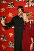 Tony Hawk and wife Lhotse at Spike TV's 2006 Video Game Awards. The Galen Center, Los Angeles, Calif