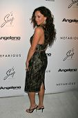HOLLYWOOD - DECEMBER 11: Sofia Milos at the Nefarious Fine Jewelry Spring 2007 Collection and Holida