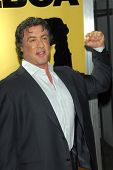 HOLLYWOOD - DECEMBER 13: Sylvester Stallone at the world premiere of