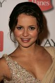 HOLLYWOOD - AUGUST 27: Sasha Cohen at the TV Guide Emmy After Party August 27, 2006 in Social, Holly