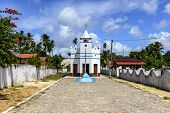 stock photo of rn  - Church of Nossa Senhora dos Navegantes Pititinga Rio Grande do Norte  - JPG