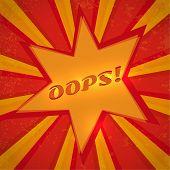 foto of oops  - Oops - JPG