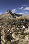 pic of guadalupe  - Guadalupe Mountains National Park is located in West Texas - JPG