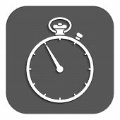 pic of stopwatch  - The stopwatch icon - JPG